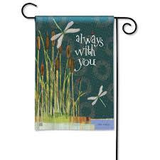 100 Robbin Rawlings Always With You Garden Flag