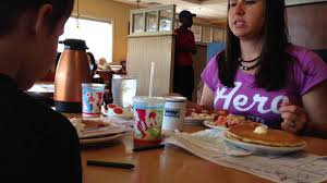 Ihop Halloween Free Pancakes 2013 by Ihop Create A Face Pancake And Funny Face Pancake Youtube