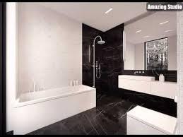 schwarzer marmor badezimmer