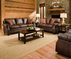 Brown Couch Living Room Design by Classic Traditional Brown 7 Piece Room Group Shiloh Rc Willey