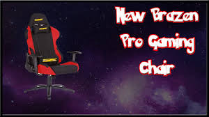 New BraZen Pro Gaming Chair - YouTube Gioteck Rc3 Foldable Gaming Chair Accsories Gamesgrabr Brazeamingchair Hash Tags Deskgram Brazen Brazenpride18063 Pride 21 Bluetooth Surround Sound Ps4 Sante Blog Spirit Pedestal Rc5 Professional Xbox One Best Home Brazen Shadow Pro Racing Pc Gaming Chair Black Red Techno Argos Remarkable Kong And Cushion Adjustable Top 5 Chairs For Console Gamers 1000 Images About Puretech Flash Intertional Inc