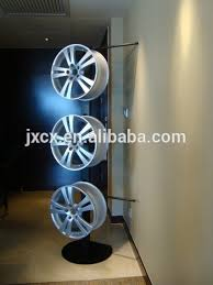 Wheel Display Racks Alloy Rack Suppliers And