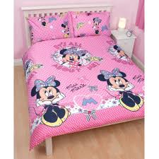 Minnie Mouse Bed Decor by Bedroom Minnie Mouse Sheets Comforter Set Crib Bedding With