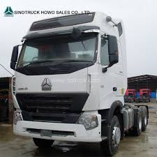 100 Truck Tractor For Sale Hot China Sinotruk Howo A7 Heavy Duty Big Power