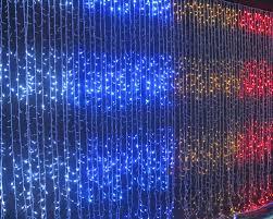 christmas twinkle lights miniature led waterfall lights