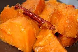 comment cuisiner des patates douces patates douces aux épices les joyaux de sherazade