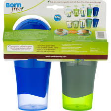 Vaso Born Free Grow With Me 12 Meses Pack De 2