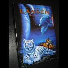 100 Christian Lassen Artist THE ART OF LASSEN The Secret Path SIGNED BY MARINE ARTIST CHRISTIAN