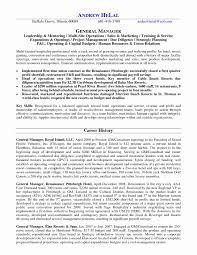 Sales Executive Cover Letter 30 General Manager Restaurant Resume Professional