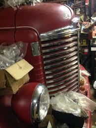 100 1947 International Truck KB6 Fire 9000 Original Miles Cars For