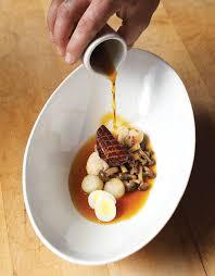 foie gras en pot foie gras eel potaufeu pears dumplings recipes recipes food arts