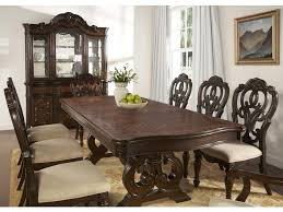 100 6 Chairs For Dining Room Steve Silver Royale GRPRY500TBL Pedestal Table 4 Side