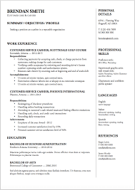 Cashier Resume Sample In MS Word Docx