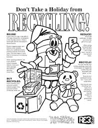 Best Recycling Colouring In Sheets