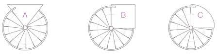 un palier d escalier escalier circulaire dimensions palier de départ et d arrivé