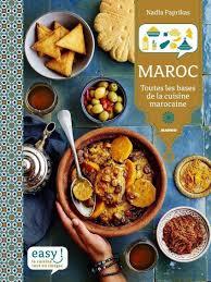 mon livre de cuisine maroc à gagner paprikas