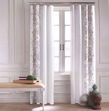 120 Inch Long Sheer Curtain Panels by Trinity Crinkle Voile Sheer Curtain Panel Curtainworkscom Curtains