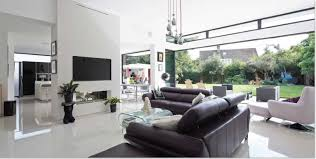 Origin Bifold Doors Open