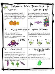 Short Halloween Riddles And Answers by Fun Games 4 Learning October 2013