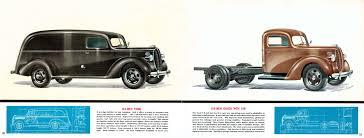 100 1938 Ford Truck Full Line Brochure