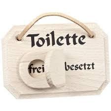 تسلية توظيف الاسم المستعار holz toilette