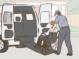 Lift Chair Medicare Will Pay by The Best Way To Safely Transport A Bedridden Person Wikihow