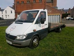 SELLING MY 2002 MERCEDES SPEINTER 311 CDI RECOVERY TRUCK, DUE TO ...