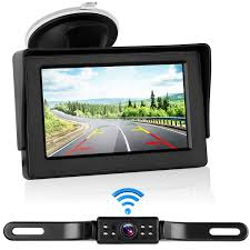 100 Backup Camera System For Trucks Amazoncom IStrong Digital Wireless Kit For