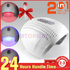 Infrared Therapy Lamp Canada by Spa Lamp Pdt 292 Led Red U0026 Blue Infrared Light Therapy Skin