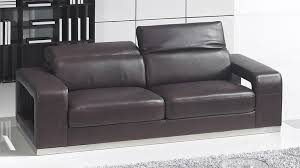 canape cuir chocolat canape cuir design 3 places thya chocolat