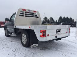 100 Truck Flatbed 2018 EBY 7 FT