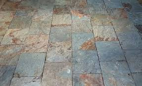 Care And Maintenance Of Slate Flooring Is Not Complicated For The Main Reason Problems Can Be Blamed On Neglect