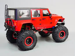 100 Rc Truck With Plow RC Body Shell 110 JEEP WRANGLER RUBICON Hard Body V2 METAL