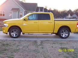 Tonygonzalez34 2009 Dodge Ram 1500 Regular Cab Specs, Photos ...