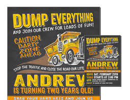 Dump Truck Birthday Invitation 9 Of The Best Kids Birthday Party Ideas Gourmet Invitations Cstruction Invite Dumptruck Invitation 5x7 Free Printable Cstruction Invitations Idevalistco Tandem Dump Trucks For Sale Also Truck Safety Procedures And Gmc 25 Digger Fill In 8th Card Luxury Boy Tonka Classic Toy Amazoncouk Toys Games Transportation Train Invite Car Play Everyday Mom