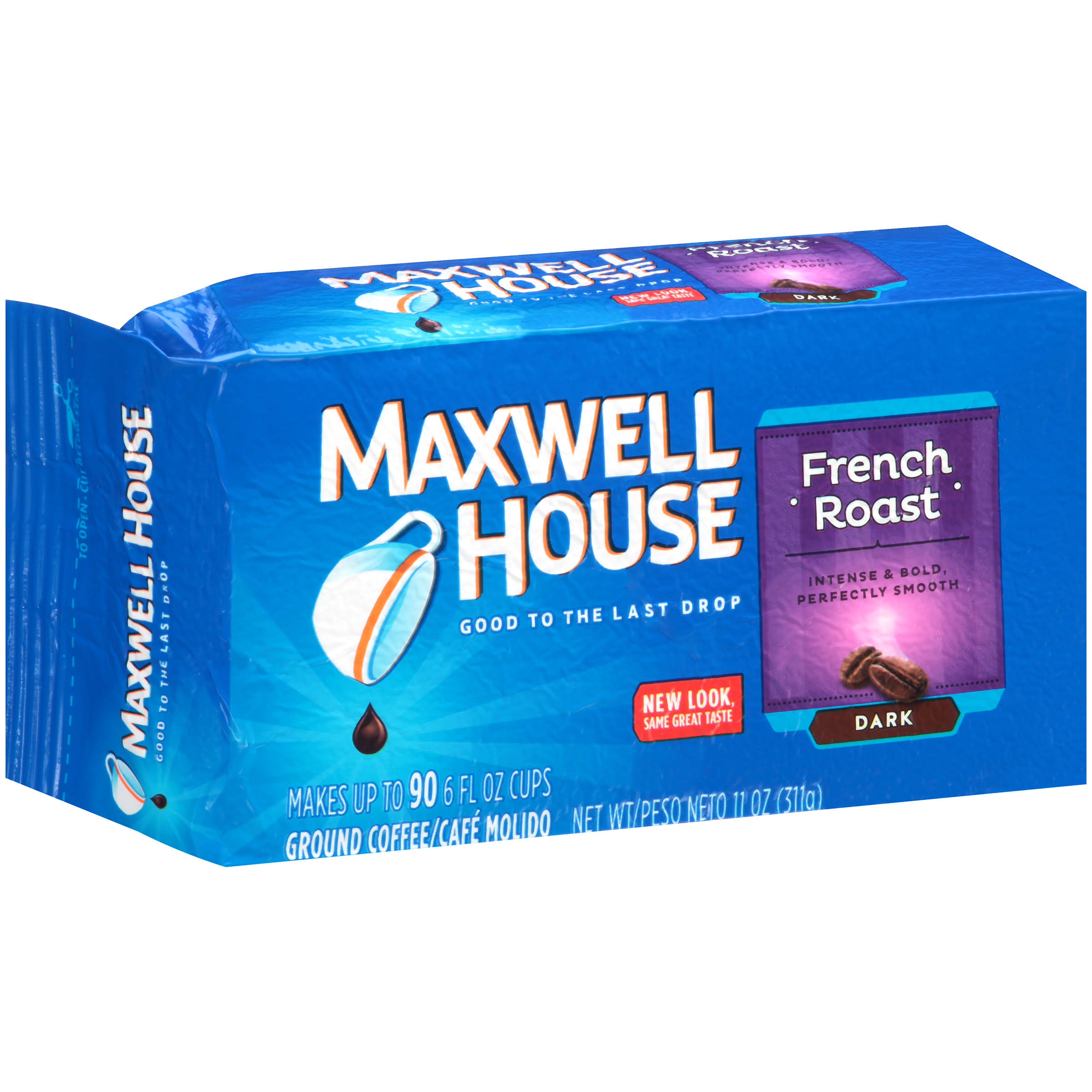 Maxwell House French Roast Ground Coffee - 11 Oz