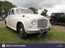 Rover P4 Luxury Classic Car Cars From The 1960s 1950s British