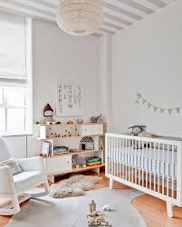 Inspiration For Parents To Be Neutral Nursery
