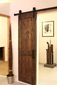 Interior Barn Door Track Hanging Doors Best Ideas On Full Size Of ... How To Install The Rolling Barn Door Simple Smooth Ohsoeasy Large Sliding Doors From Brown Old Wood With Diagonal Accent 20 Home Offices With Diy Interior The Wooden Houses Styles Beautiful Style For Bring Inside Overlapping Hdware Pass Design Double Tutorial H20bungalow Fniture New Ideas House Living Room Awesome Frosted Glass Decor