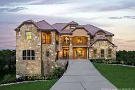 Meritage Homes Floor Plans Austin by Bethe Belmont Plan At Bella Montagna Austin Tx Traditional