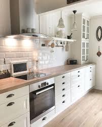 kitchen from ikea behindabluedoor haus küchen wohnung