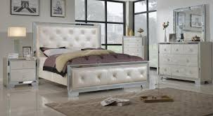 Hollywood Glam Mirrored Bedroom Furniture Mirrored Bedroom