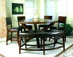 Tall Dining Table Set High Room Tables Clean Top Sets White