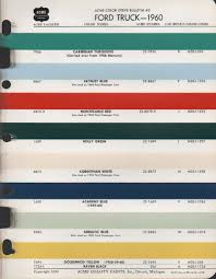 Paint Chips 1960 Ford Truck Classic 1960 Ford F100 Pickup For Sale 2030 Dyler Truck Youtube I Need Help Identefing This Ford Bread Truck Big Window Parts 133083 1959 4x4 F1001951 Mark Traffic Hot Rod Network My Garage 4x4 Trucks Pinterest Trucks 571960 Power Steering Kit Installation Panel Pictures