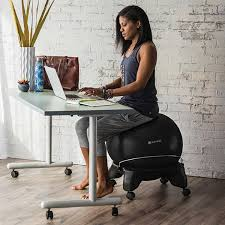 Zenergy Ball Chair Canada by Gaiam Balance Ball Chair