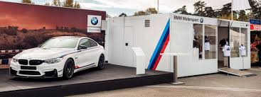 BMW ~ B2B / B2C Roadshow Truck Exhibition Unit / Mobile Showroom ...