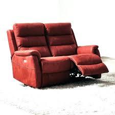 canapé relax 2 places électrique canape relax electrique but canape 2 places canape 2 places