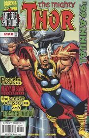 Thor 1998 2004 2nd Series Annual Comic Books