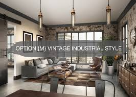 100 Industrial Style House Option M Vintage Construction2style