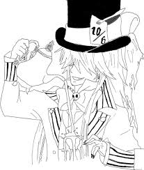 Black Butler Coloring Pages Unique Stunning Reindeer Coloring Pages Contemporary New Coloring Pages Of Black Butler Coloriage Undertaker